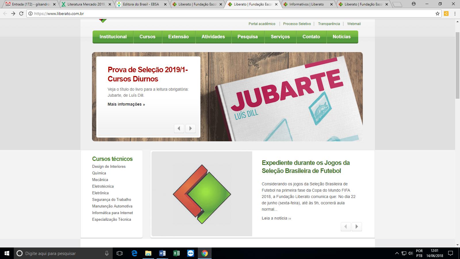 84fb641763e22 Jubarte é leitura obrigatória na Fundação Liberato Salzano ...